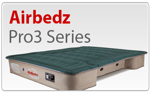 Original Airbedz Mattress for Full Sized Short Bed Trucks Built In Rechargeable