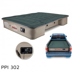 "AirBedz Pro3 Series Truck Bed Air Mattress PPI 302 Fullsize 6'-6.5' Short Bed (76""x63.5""x12"") With Built-in DC Air Pump"