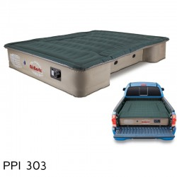 """AirBedz Pro3 Series Truck Bed Air Mattress PPI 303 Midsize 6'-6.5' Short Bed (73""""x55""""x12"""") With Built in DC Air Pump"""
