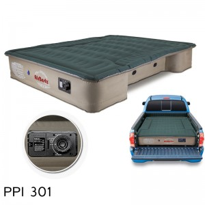 """AirBedz Pro3 Series Truck Bed Air Mattress PPI 301 Fullsize 8' Long Bed (95""""x63.5""""x12"""") With Built-in DC Air Pump"""