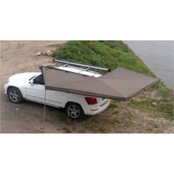 Pittman Outdoors Awning for the outside of our Dream Series Roof Top Tents