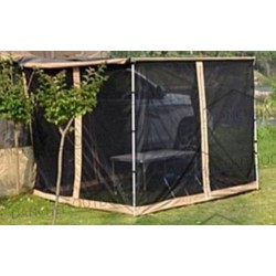 Pittman Outdoors Mesh Tent for Soft Top Roof Top Tents