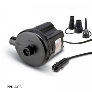 Pittman Outdoors 12V Portable DC Air Pump