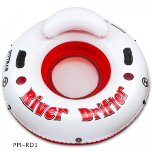 River Drifter One Person Float Tube